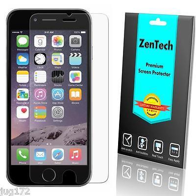Clear Screen Protector Shield (3X ZenTech Clear Screen Protector Guard Shield For iPhone 6S 4.7