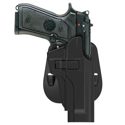 MC Girsan OWB Polymer Holster fit 1911 Colt Black RH Camouflage Holster