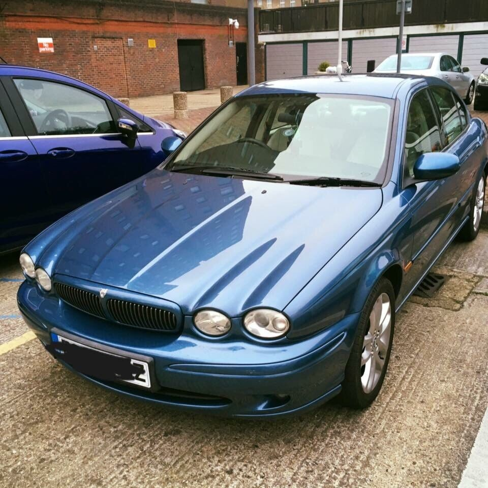 jaguar 3.0 xtype manual,low mileage