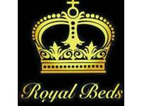Brand New Luxury Mattresses By Royal Beds