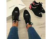 Ladies trainers shoes