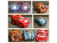 Disney cars Talking torches