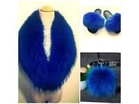 Real Fur Collars