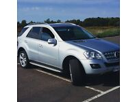 2008 Mercedes ML280 CDI Sport Auto 3.0 Diesel