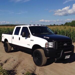 2005 Ford F-250 XLT Studded 6.0 Powerstroke