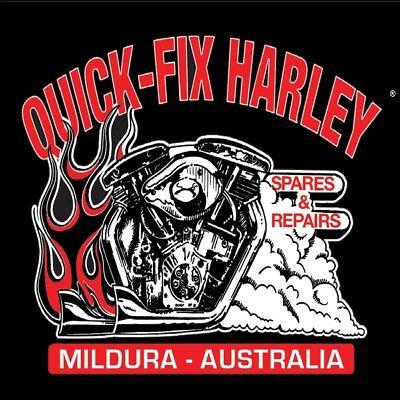 Quick Fix Harley-Davidson
