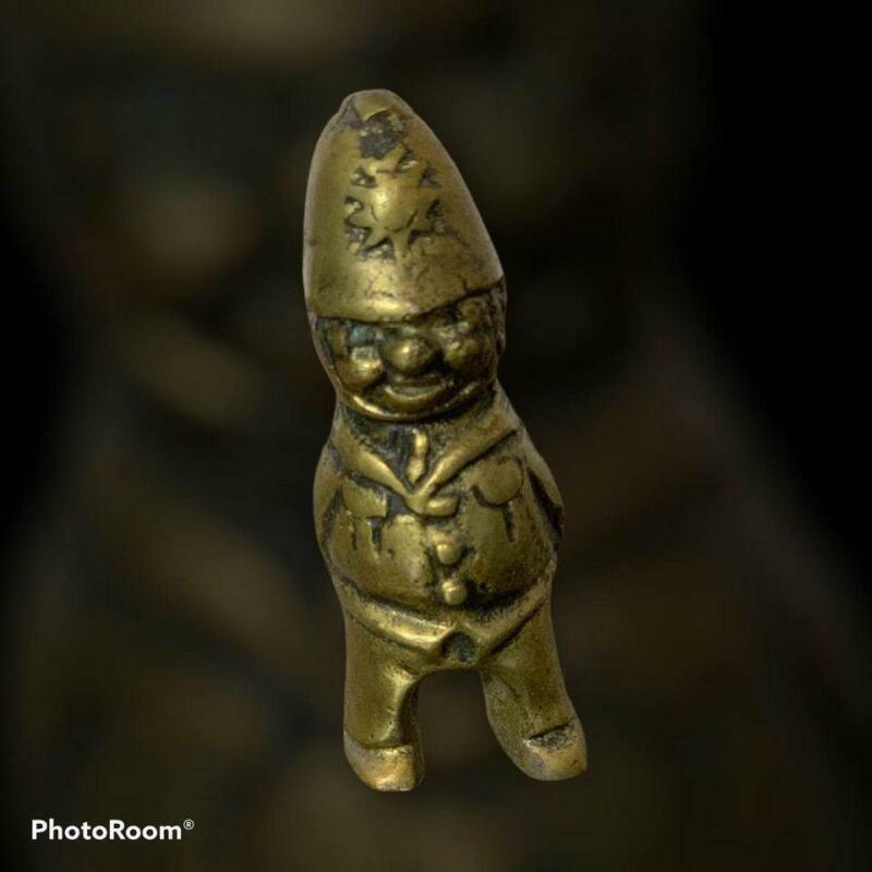 Small Brass Policeman