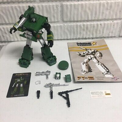 Transformers Fans Toys FT-15 Willis ( Masterpiece Autobot Hound )