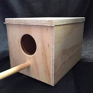 BUDGIE NEST BOXES. Plus Many More.   All Brand New Upper Caboolture Caboolture Area Preview