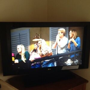 "42"" LG LCD TV WITH BUILT IN HDD Joyner Pine Rivers Area Preview"