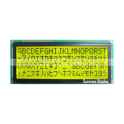 Larger 20x4 2004 204 Charactrer Lcd Module Display Screen Lcm Stn W Backlight
