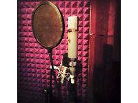 Singer needed to record pop/rock album