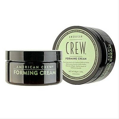 ON SALE - AMERICAN CREW FORMING CREAM 3oz - Classic Men pomade wax paste American Crew Hair Wax
