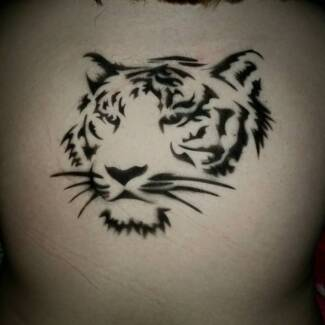 Airbrush Tattoos For All Parties/ functions
