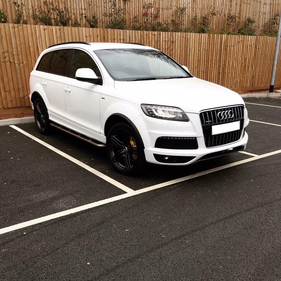 Luxury Car Hire West Midlands