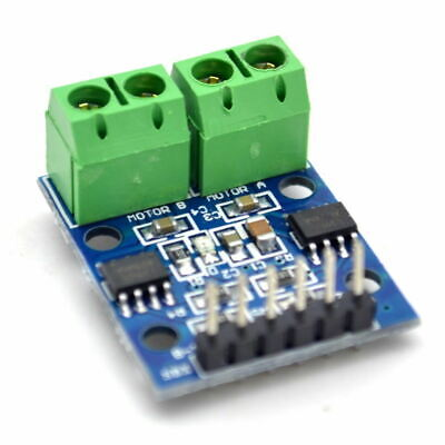 5pcs L9110s H-bridge Stepper Motor Dual Dc Driver Controller Board For Arduino