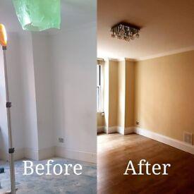 Professional painters & decorators