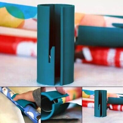 Sliding Wrapping Paper Cutter Gift Wrapping Tool