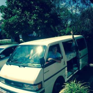 SALE!! Ford Econovan - Monthly Serviced - Totally Equipped Parramatta Park Cairns City Preview