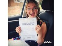 Driving lessons from a qualified driving instructor operating from a professional driving school.