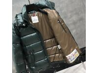 Green Maya Dawn jacket Moncler