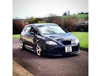 SEAT LEON BTCC KITTED - FULL YEAR MOT - No More Timewasters