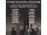 2 tickets - The Charlatans - London - 9/12/17 - O2 Brixton Academy - Standing - £85 both