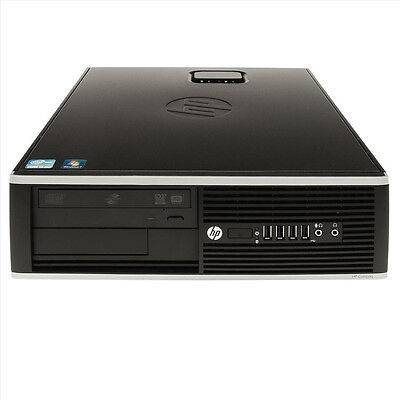 3GHz 6GB RAM 500GB HDD DUAL CORE HP Pro Windows 7 PRO 64 Bit AMD 6005 DVD Burner