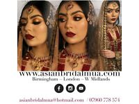 Asian Bridal Makeup Artist covering West Midlands | Makeup Artist | Birmingham Makeup Artist