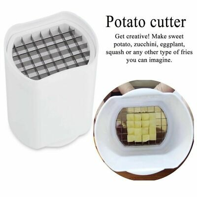 New Kitchen Fries One Step French Fry Cutter Potato