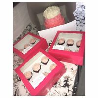 Cake, cake pops, cupcakes and much much more!!