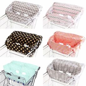 Baby shopping trolley cover