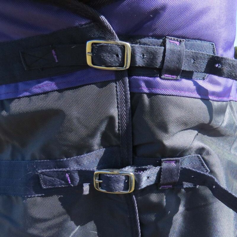 Double Chest Straps good quality buckles, heaps of adjustment