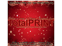 Custom Printed Gifts For That Extra Special Touch At TotalPRINT!