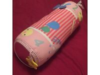 Tummy time activity pillow cushion for baby