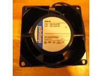 NEW SF23080AT2082HS Fan: AC; SUNON SF23080AT2082HSL.GN; 230VAC; 28.9(±5%)m3/h NEW