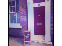 Co-working space / rent a desk / serviced offices in Wrexham Town Centre - includes WiFi, VOiP phone