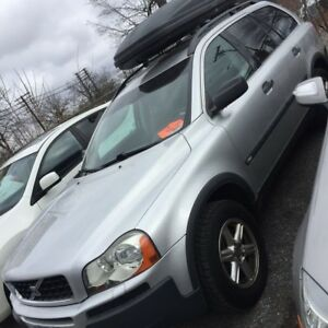 2004 Volvo XC90 PRE-OWNED CERTIFIED- AFFORDABLE IMPORT LUXURY SU