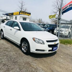 2012 Chevrolet Malibu CERTIFIED- PLATINUM EDITION LOADED