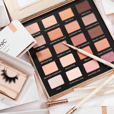 ICONIC LONDON. DAY TO SLAY EYESHADOW PALETTE. FAST SHIPPING!!!