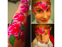 Face Painter Manchester , Face Painting Urmston