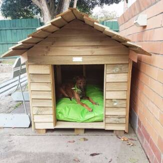 Dog Kennels. Weatherproof and Delivered to your door