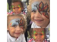 Amazing Face Painters covering all of London and Home Counties