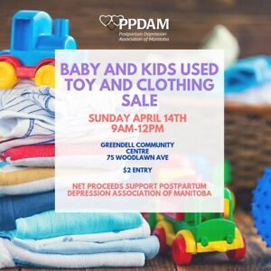 Toys and Clothing Sale for Kids
