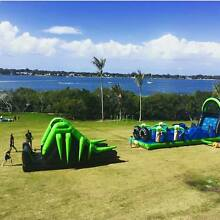 Holt Bolt Kids Obstacle and Spy Birthday Parties! Aspley Brisbane North East Preview