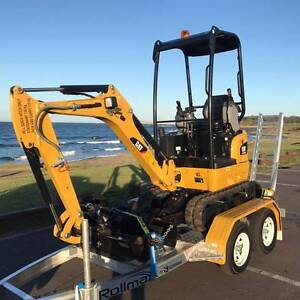 Excavator Hire 1.7t Campbelltown Campbelltown Area Preview