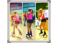 Bounce Fit at the Orchard Hall, Harwell