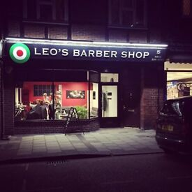 Surrey Barber Wanted
