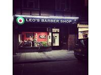 Surrey Barber Wanted