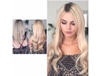 LA Weave Hair Extensions using Crown Couture Hair